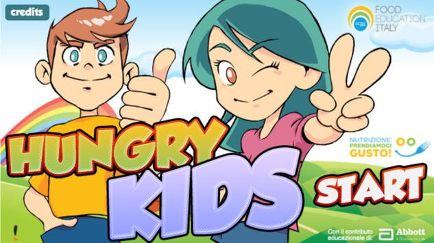 Hungry Kids poster