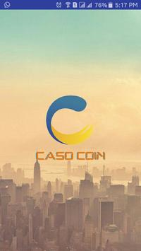 Caso Coin Affiliate Network poster