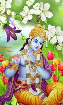 Chinni Krishna Live Wallpaper apk screenshot
