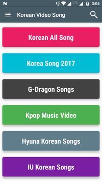 Korean Songs & Music Video 2017 screenshot 7