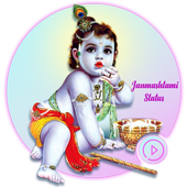 Janmashtami video status 2018 icon