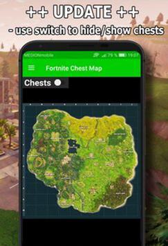 Map `Fortnite battle royale` screenshot 1