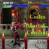 Codes For Mortal Kombat Tricks icono