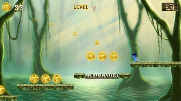 Krishna Temple Running Game screenshot 4