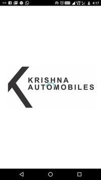 KRISHNA AUTOMOBILES Group Referral Programme poster