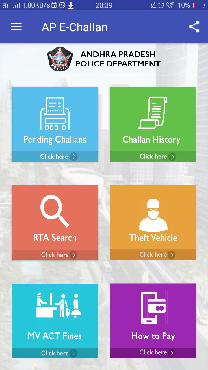 AP eChallan for Android - APK Download