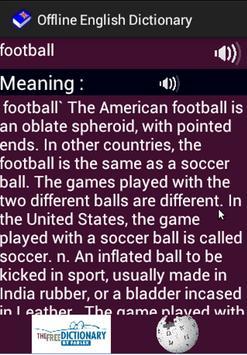 English++ Offline Dictionary screenshot 18