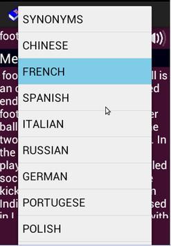 English++ Offline Dictionary screenshot 7