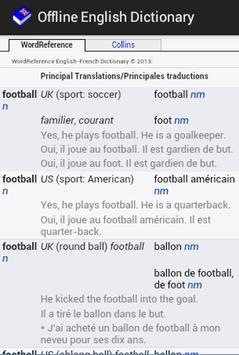 English++ Offline Dictionary screenshot 4