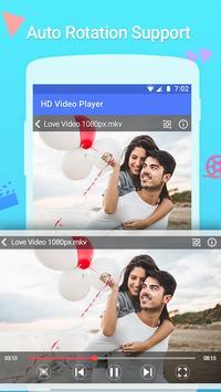 Full HD Video Player screenshot 3