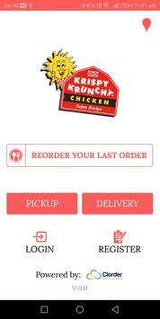 Krispy Krunchy poster