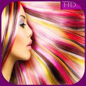 Cheveux Couleur Changeur icon