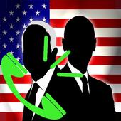 President Call Prank icon
