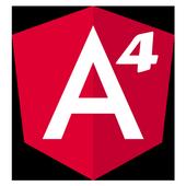 Learn Angular 6 icon