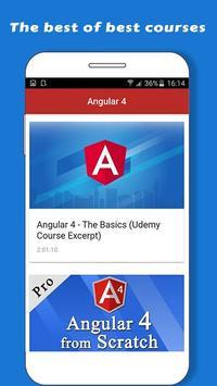 Learn Angular 6 screenshot 2