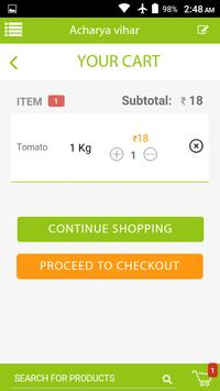 Tatka Eat Fresh apk screenshot