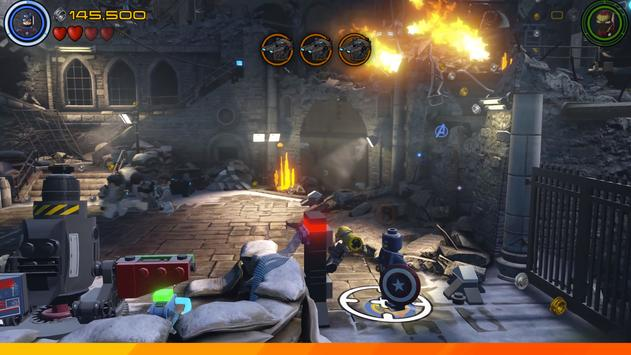 TopPro LEGO Marvel Avengers For Guide apk screenshot