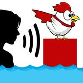 Scream Chicken icon