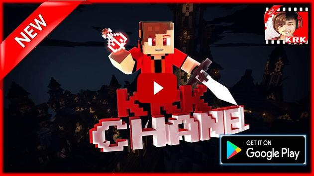 KRK Chanel Fans poster