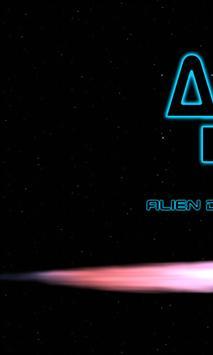 Alien Drones - Space games poster