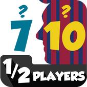 Football Quiz - 2 Players icon