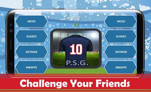 Football Quiz - 2 Players screenshot 9