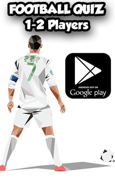 Football Quiz - 2 Players poster