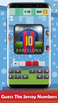 Football Quiz - 2 Players screenshot 2