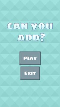Can You Add? screenshot 1