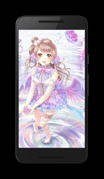 Manga Anime Girl Wallpapers apk screenshot