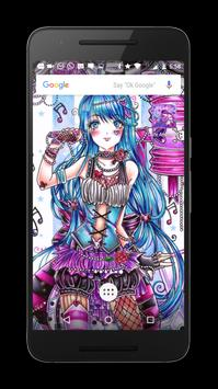 Cute Anime Wallpapers apk screenshot