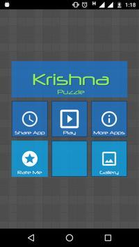 Krishna Puzzle poster