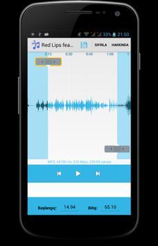 Shredder for MP3, Organizer - Notification screenshot 1