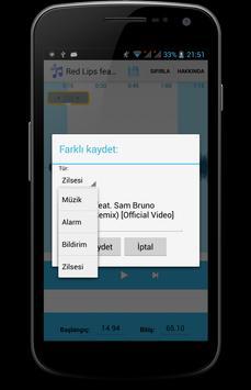 Shredder for MP3, Organizer - Notification screenshot 2