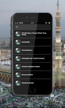 Habib Syech Offline Sholawat 2018 screenshot 5