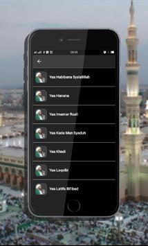Habib Syech Offline Sholawat 2018 screenshot 7