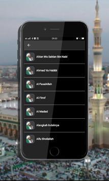 Habib Syech Offline Sholawat 2018 screenshot 1