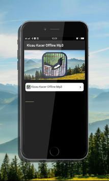 Kicau Kacer Offline Mp3 screenshot 1