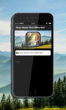 Kicau Master Pleci Offline Mp3 screenshot 1