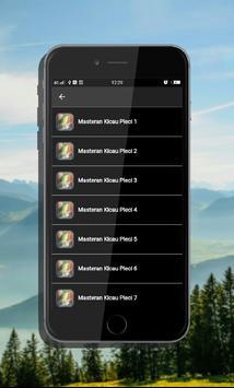 Kicau Master Pleci Offline Mp3 screenshot 2