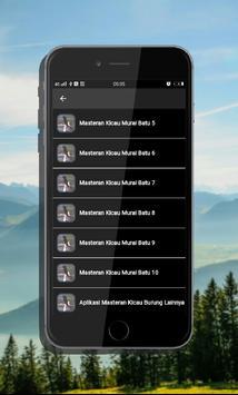 Kumpulan Kicau Murai Batu Offline Mp3 screenshot 3