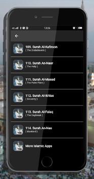 Learns Quran for Kids Mp3 Offline screenshot 5