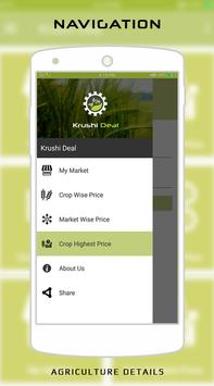 Krushi Deal - Agriculture Commodity Market Price screenshot 9