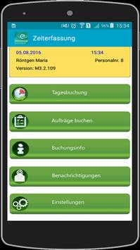 Krutec Zeiterfassung v4 poster