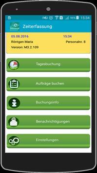 Krutec Zeiterfassung v4 apk screenshot