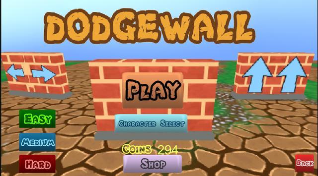DodgeWall poster