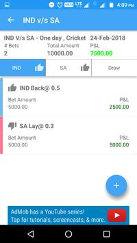 Betulator screenshot 3