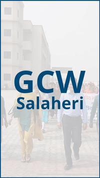 GCW Salaheri poster