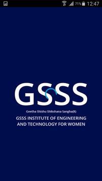 GSSS poster