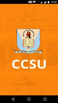 CCSU poster